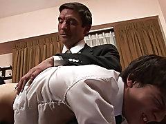 Julian is fucking with old homo men