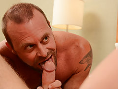I was going to taste his hot cum and fast jerking and moaning porn at Bang Me Sugar Daddy