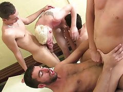 Bashful twinks stripped wet and hot old verse young gay porn - Euro Boy XXX!