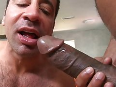 This week's update features Sean Slater, a rock hard looking dick swallowing stud that just cant live with out a big black cock in his asshole