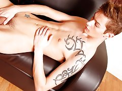 Emo homo twink clip at Staxus