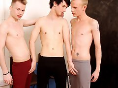 Seduced twink boys and gay sex sports...