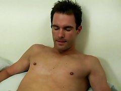 Bondage male masturbation and sexy naked men masturbation orgasm