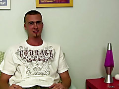 He is straight, but this chab has done some homosexual porn previous to so that guy isn't quite as shy as some of the guys that show up for us at