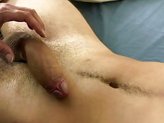 Force male gay masturbation and...