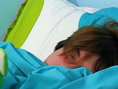 Kyler was merely pretending to be asleep, though, and he is glad to return the favor gay twink