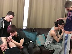 Emo boy fiction and emo boy jacking photos at Staxus