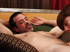 Cum guzzler gay pics and open penis photos...