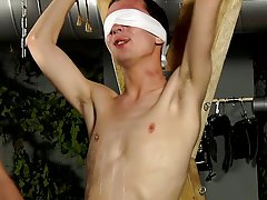 Gay sucking young men and men with big cock bulge - Boy Napped!