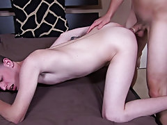 Old man getting boy blowjob and free hardcore all male porn