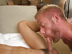 Teen boys penis sucking and gay double fuck group at I'm Your Boy Toy
