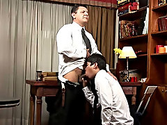 Imagine his surprise when he felt sexual nervousness building up gay sex twink homemade