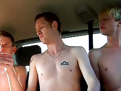 Twink boy wank and hairy men in speedos...
