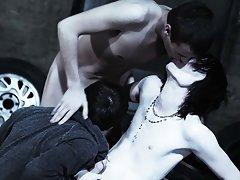 Gay youth groups and male nudist groups - Gay Twinks Vampires Saga!