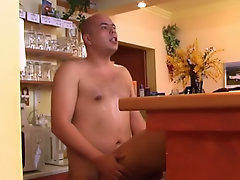 There was no one else in the bar, and that was one of the reasons that guy agreed male hunks nude pictur