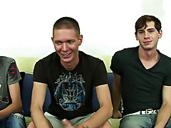 Gay group sex video trailer and group gay and lesbians fuck