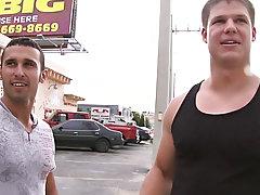 Outdoor gay massage videos