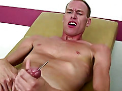 I loved feeling my body and stroking my massive meaty cock.