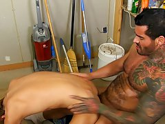 Gay porn messy ass fucking at Teach Twinks