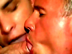Renfro spies him jacking off and this leads to a threeway with Palo Vyper porno gay bareback fuck series