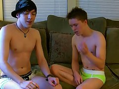 Latino hairy twink and hot juicy sex including dicks - at Boy Feast!