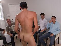 Gay rimming groups and gay group at Sausage Party