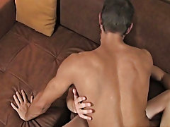 Paul pushes Devon's legs well behind his chief, with his ass pointing up in the climate he proceeds to fuck him senselessly gay twink gags on hug