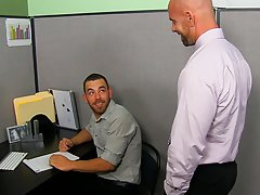 Gay fucking so hot and anal action gay at My Gay Boss