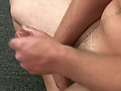 Uncut straight guys cumming on each other...