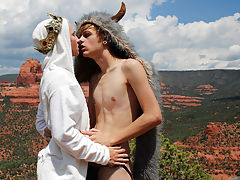 Straight sexy boys kissing each other and gay missionary porn picture