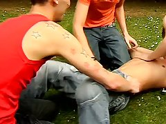 Twinks swim in boxer briefs and gay boy teens first group anal - at Boys On The Prowl!