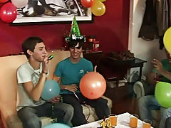 Happy birthday Julian, let's rock at your party hot gay twinks with big dicks at Julian 18