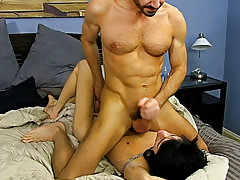 Fucking young toon and young cute light skinned boy masturbating at Bang Me Sugar Daddy