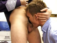Cute young emo dick and gays cumshot in anal photo at My Gay Boss