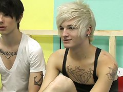 Gay uncut teens audition clips and emo...