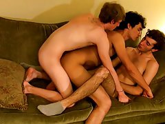 Kinky gay anal masturbation ideas and hairy blond boy masturbation - at Tasty Twink!