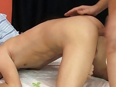 Teen boys getting but fucked pics and young shaven guys with big cocks cumming