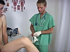 Dr. Blake got in between my legs and got his en face really careful to my hole free gay hardcore movies