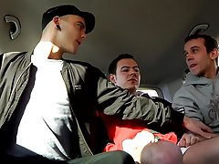 Big dicks in anal gay porn and gallery young men hairy chest - at Boys On The Prowl!