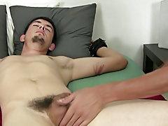Bi curious mutual masturbation porn and...