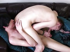 Muscle guy fucks twink tube and redhead emo twinks at Staxus