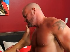 Gay men doctors fucking at Bang Me Sugar Daddy