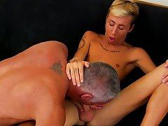 Free hardcore gay male sex and gay and lesbian hardcore pornos at Bang Me Sugar Daddy