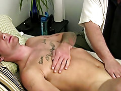 He took that sextoy and stuffed it deep into his wazoo while I jerked on his cock