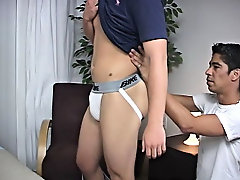 He really gets into it and makes more noise the closer he gets to cumming naked russian gay twinks