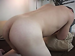 Letting Shane pound Nathan for a while, after a bit I had them switch position and had Nathan get on his back free his first gay sex