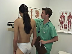 Dr. Toppinbottom said that he was going to take a sample and leak me some stuff to get cleaned up gay asian los angeles