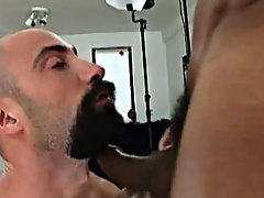 His buff, hair covered body begs for it inside him, getting right side fucked and dispiriting to inundate it down to the hilt hung hunks gay at Alpha