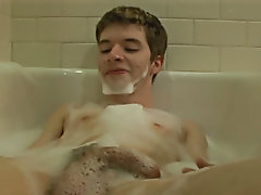 He strokes his cock lurch hard, then gets uP and shows potty every inch of his bod while jerking himself new york city naked boy play