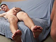 Both boys did a great job and handled the foot fucking well, especially Vinnie who is definitely going to go home and practice it some more gay fetish